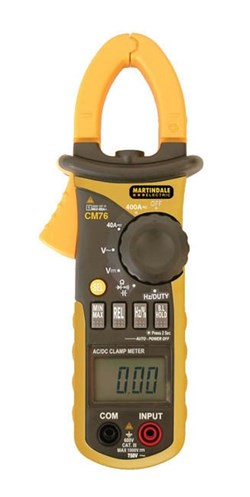 Image of Martindale CM76 Clamp Meter