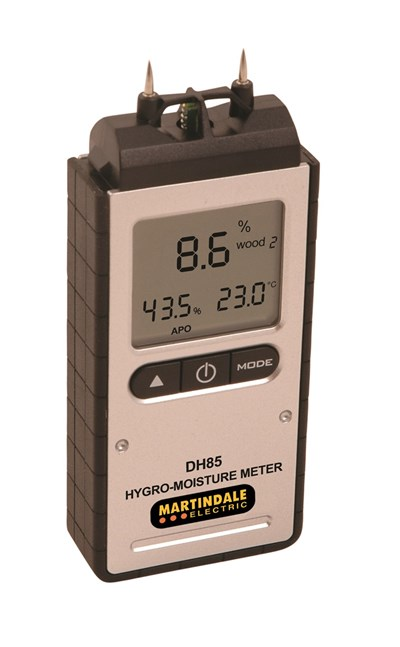 Image of Martindale DH85 Hygro-moisture Meter