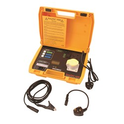 Image of Martindale EPAT1600 Dual Voltage Manual PAT Tester