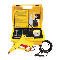 Image of Martindale EPAT2100 Dual Voltage Manual PAT Tester with Flash Test