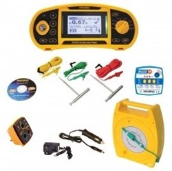 Image of Martindale ET4500 PRO Multifunction Installation Tester Kit