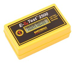 Image of Martindale EZ2500 Non Trip Earth Loop Tester