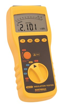 Image of Martindale IN2101 Insulation & Continuity Tester