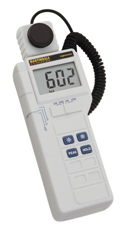 Image of Martindale LM90 Lux Meter