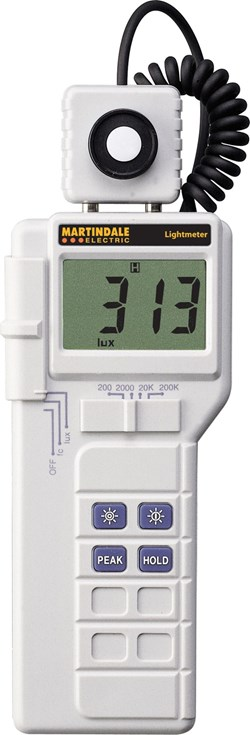 Image of Martindale LM92 Lux Meter