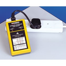 Image of Martindale LTDV PAT Test Extension Lead