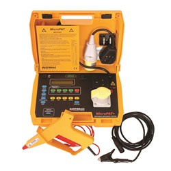 Image of Martindale MPATPLUS Dual Voltage Downloading PAT Tester