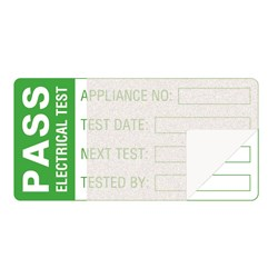 Image of Martindale MS1 PASS Labels for Harsh Environments