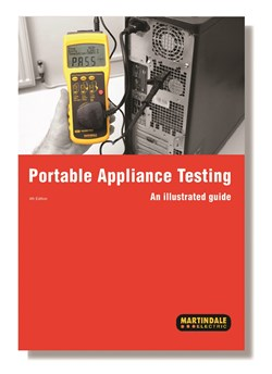 Image of Martindale PATGUIDE PAT Testing Guide