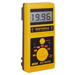 Image of Martindale RC2000 RCD Tester