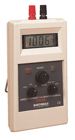 Image of Martindale TEK300 20mA Loop Calibrator
