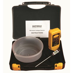 Image of Martindale TEK500 Microwave Leakage Detector Kit