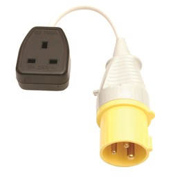 Image of Martindale TL150 110v Plug Adaptor