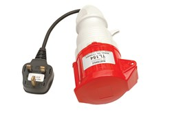 Image of Martindale TL154 3 Phase Adaptor (5 Pin, 32A)