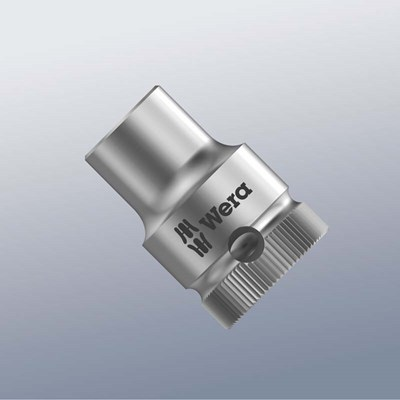 "Image of Wera SOCKET 1/4"" DRIVE 9.0/23 ZYKLOP"