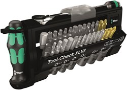 Image of Wera Tool-Check Plus Tool Set, 39 piece