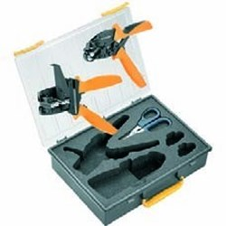 Image of Weidmuller TOOL SET IE-POF - Crimping Tool - QTY - 1