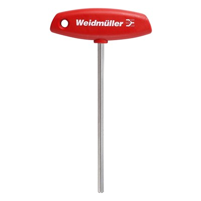 Image of Weidmuller IS 3 KG - Screwdriver - QTY - 1