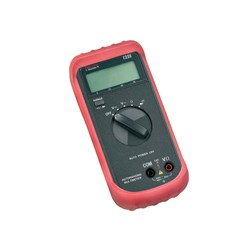 Image of Weidmuller MULTIMETER 125S - Tester - QTY - 1