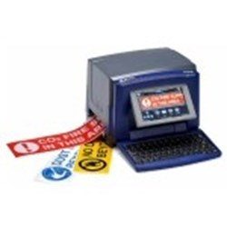 Image of BBP31 QWERTY UK Sign and Label Printer - 240 V
