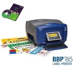 Image of BBP™85 QWERTZ PRINTER + MarkWare