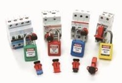 Image of Brady Miniature Breaker Lockout Demo Kit
