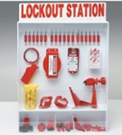 Image of Brady Extra-Large Lockout Station