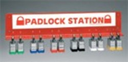 Image of Brady Large Padlock Station