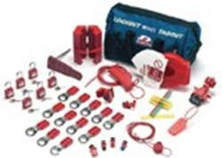 Image of Brady Valve and Electrical Lockout Kit (EN)