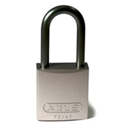 Image of Brady Full Alu Padlocks 40mm Shackle KD Grey/6