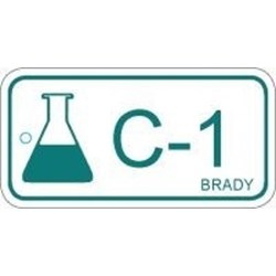 Image of Brady ENERGY TAG-C-1-75X38MM-PP/25