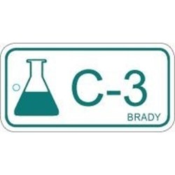 Image of Brady ENERGY TAG-C-3-75X38MM-PP/25