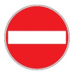 Image of 223658 - Floor Safety Sign - Traffic Sign