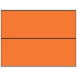 Image of 256412 - Orange Panel for Identification of Dangerous Goods Transport