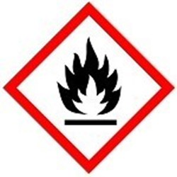 Image of 811686 - GHS Symbol - Flammable