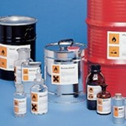 Image of 310132 - Blank label for Hazardous Substances Identification