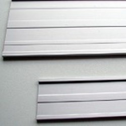 Image of 911923 - Slide-in Aluminium profiles