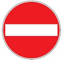 Image of 223346 - Traffic Sign on Roll - PIC 229