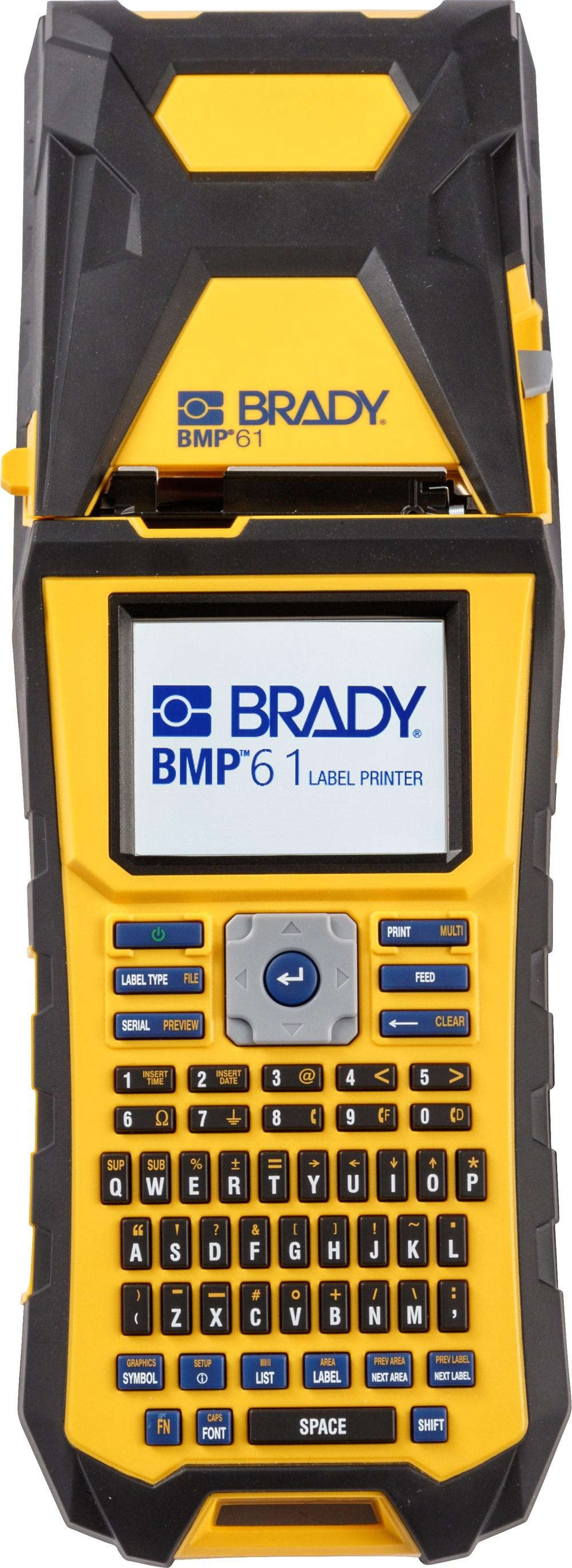Brady BMP™61 Hand He...