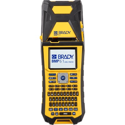 Image of Brady BMP™61 Hand Held Label Printer (BMP61-QWERTY-UK)
